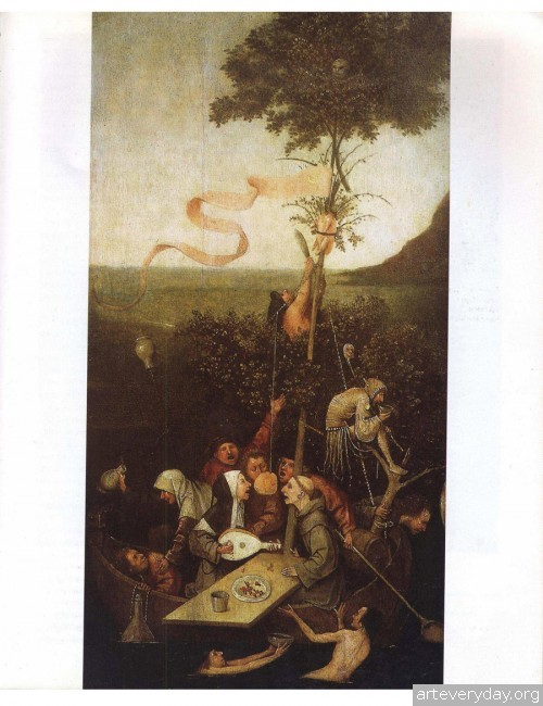 7 | Иероним Босх - Jheronimus Bosch. Между Раем и Адом | ARTeveryday.org