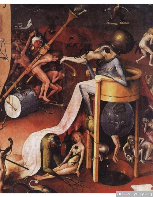 11 | Иероним Босх - Jheronimus Bosch. Между Раем и Адом | ARTeveryday.org