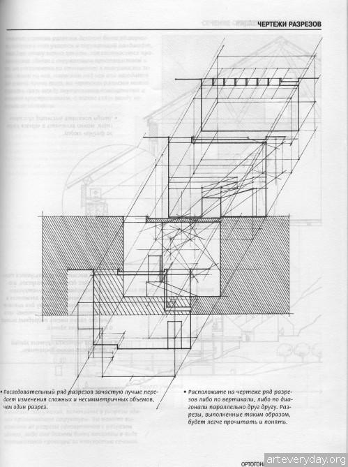 3 | Франсис Д.К. Чинь. Архитектурная графика | ARTeveryday.org
