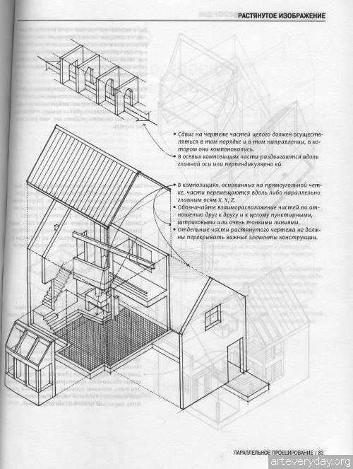 4 | Франсис Д.К. Чинь. Архитектурная графика | ARTeveryday.org