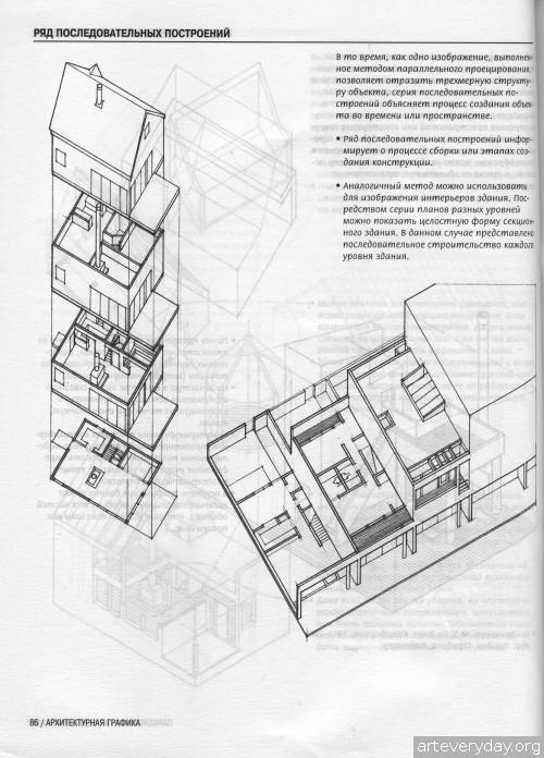 5 | Франсис Д.К. Чинь. Архитектурная графика | ARTeveryday.org