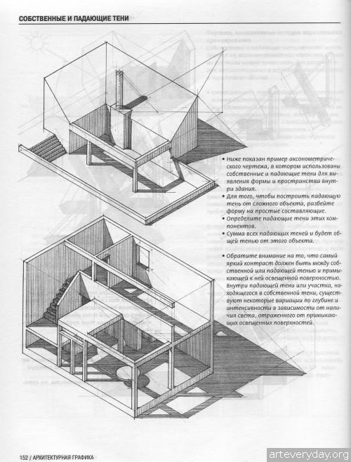 9 | Франсис Д.К. Чинь. Архитектурная графика | ARTeveryday.org
