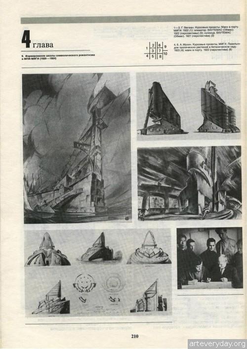 10 | Хан-Магомедов С.О. Архитектура советского авангарда | ARTeveryday.org