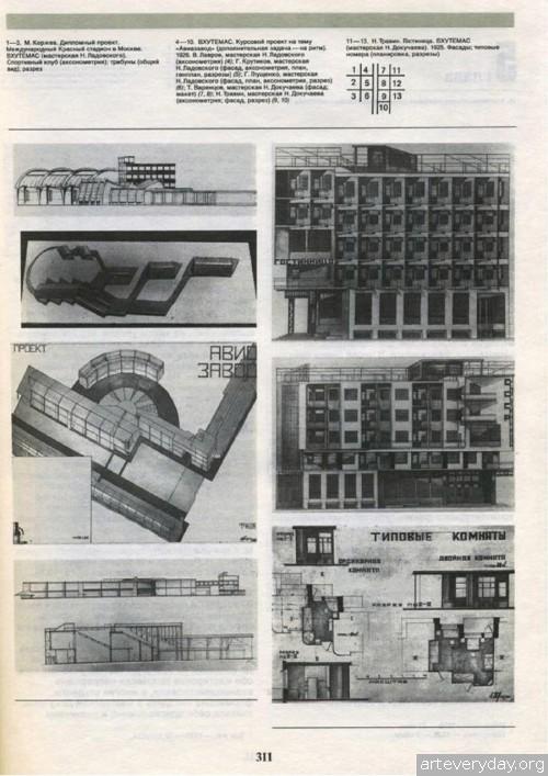 14 | Хан-Магомедов С.О. Архитектура советского авангарда | ARTeveryday.org