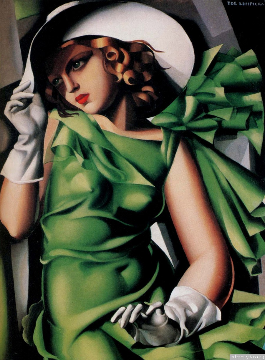 tamara de lempicka wallpaper. Black Bedroom Furniture Sets. Home Design Ideas