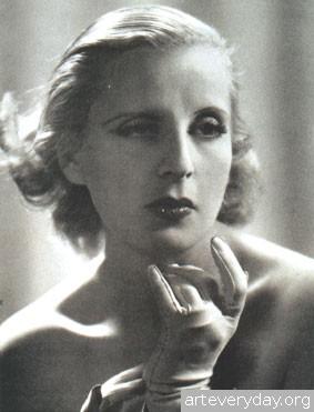 2 | Tamara De Lempicka - Тамара де Лемпика. Живопись в стиле Арт Деко | ARTeveryday.org
