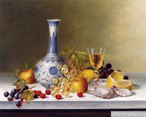 Roy Hodrien_3 | Roy Hodrien - Рой Ходриен. Натюрморт | ARTeveryday.org