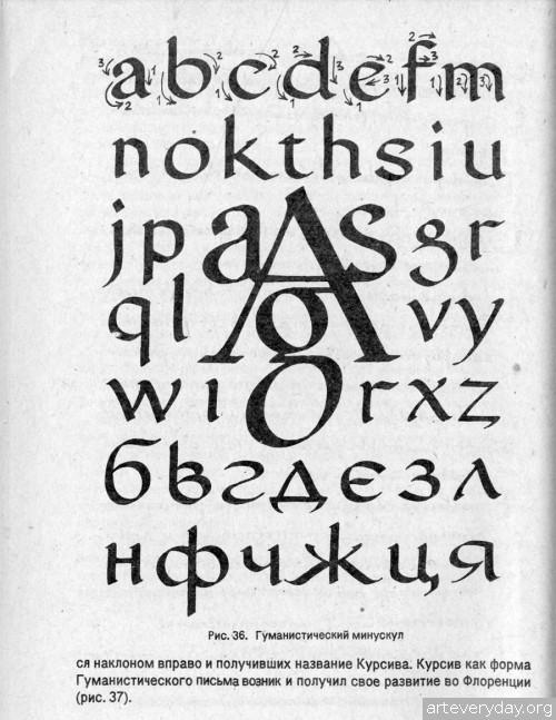 Taranov_Iskusstvo_rukopisnogo_shrifta_5 | Николай Таранов - Искусство рукописного шрифта | ARTeveryday.org