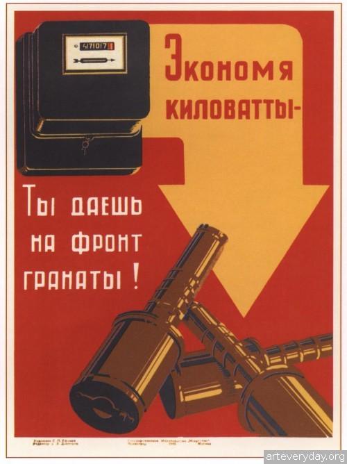 1 | Промышленная революция в советском плакате | ARTeveryday.org