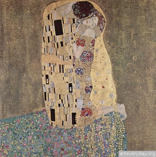 11 | Густав Климт - Gustav Klimt. Основоположник модерна в австрийской живописи | ARTeveryday.org