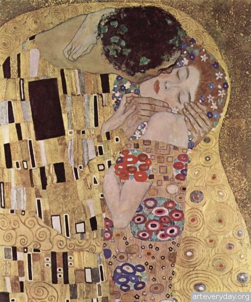12 | Густав Климт - Gustav Klimt. Основоположник модерна в австрийской живописи | ARTeveryday.org