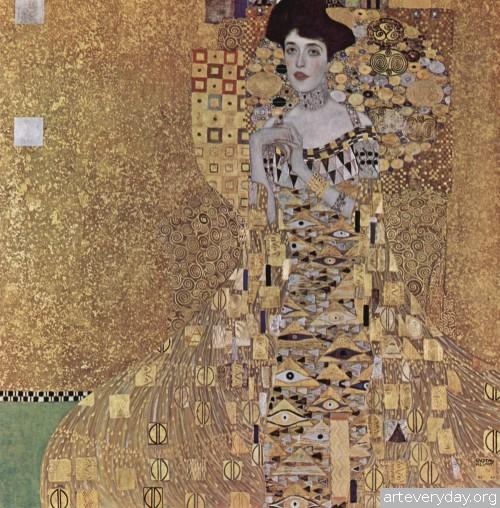 13 | Густав Климт - Gustav Klimt. Основоположник модерна в австрийской живописи | ARTeveryday.org