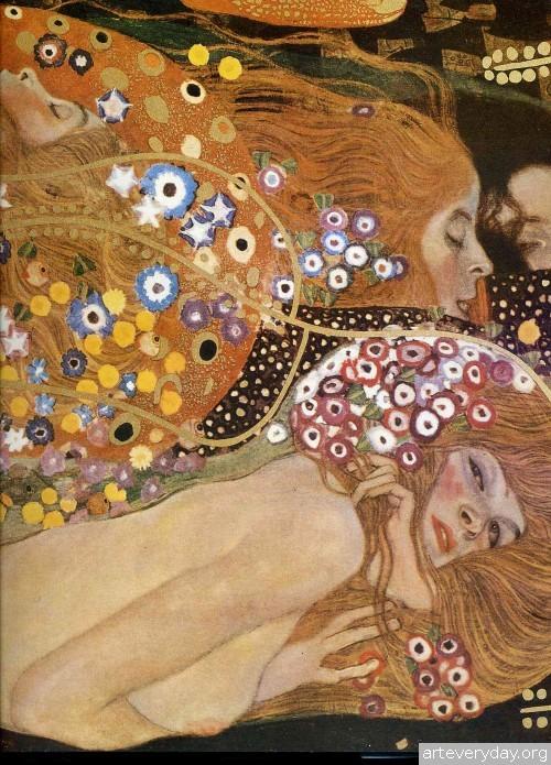 14 | Густав Климт - Gustav Klimt. Основоположник модерна в австрийской живописи | ARTeveryday.org