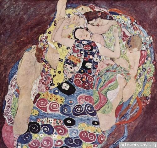 15 | Густав Климт - Gustav Klimt. Основоположник модерна в австрийской живописи | ARTeveryday.org