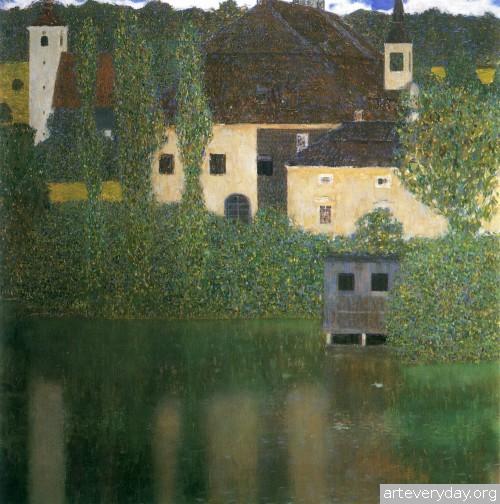 16 | Густав Климт - Gustav Klimt. Основоположник модерна в австрийской живописи | ARTeveryday.org