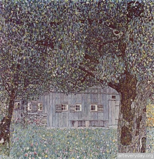 17 | Густав Климт - Gustav Klimt. Основоположник модерна в австрийской живописи | ARTeveryday.org