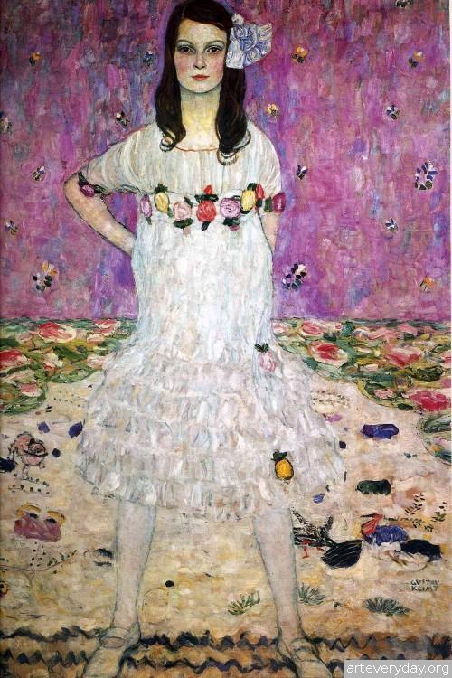 18 | Густав Климт - Gustav Klimt. Основоположник модерна в австрийской живописи | ARTeveryday.org