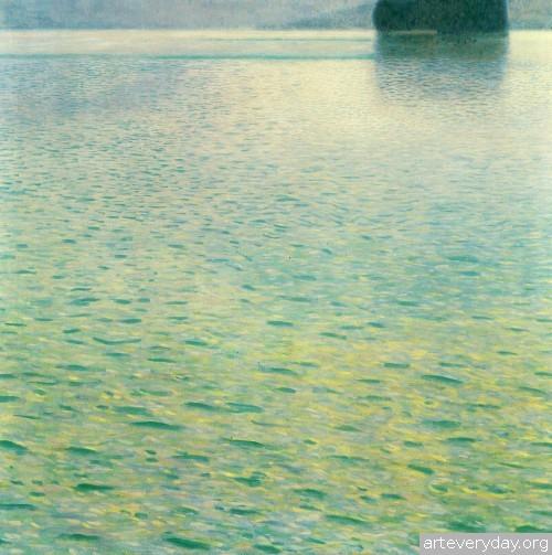 19 | Густав Климт - Gustav Klimt. Основоположник модерна в австрийской живописи | ARTeveryday.org