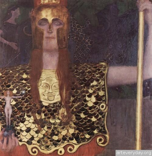 2 | Густав Климт - Gustav Klimt. Основоположник модерна в австрийской живописи | ARTeveryday.org