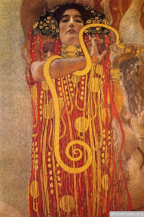 21 | Густав Климт - Gustav Klimt. Основоположник модерна в австрийской живописи | ARTeveryday.org