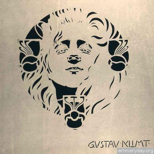 22 | Густав Климт - Gustav Klimt. Основоположник модерна в австрийской живописи | ARTeveryday.org