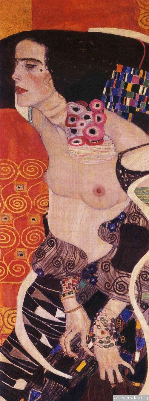 3 | Густав Климт - Gustav Klimt. Основоположник модерна в австрийской живописи | ARTeveryday.org