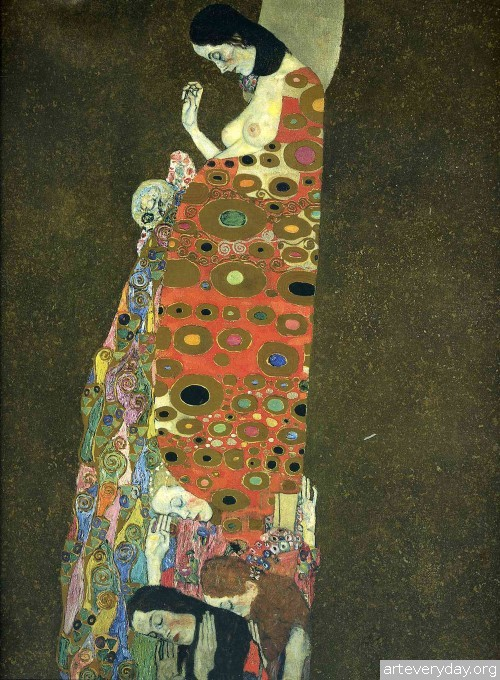 5 | Густав Климт - Gustav Klimt. Основоположник модерна в австрийской живописи | ARTeveryday.org