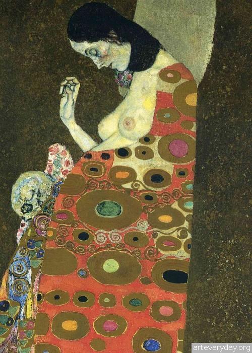 6 | Густав Климт - Gustav Klimt. Основоположник модерна в австрийской живописи | ARTeveryday.org