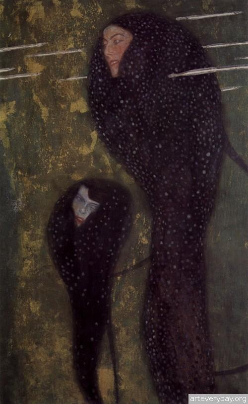 7 | Густав Климт - Gustav Klimt. Основоположник модерна в австрийской живописи | ARTeveryday.org