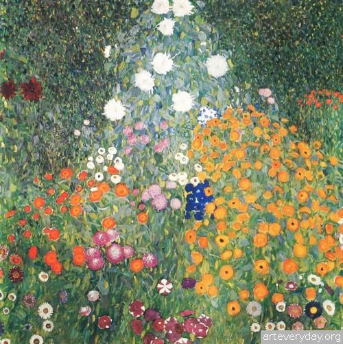 8 | Густав Климт - Gustav Klimt. Основоположник модерна в австрийской живописи | ARTeveryday.org