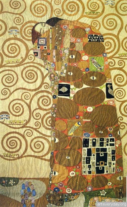 9 | Густав Климт - Gustav Klimt. Основоположник модерна в австрийской живописи | ARTeveryday.org