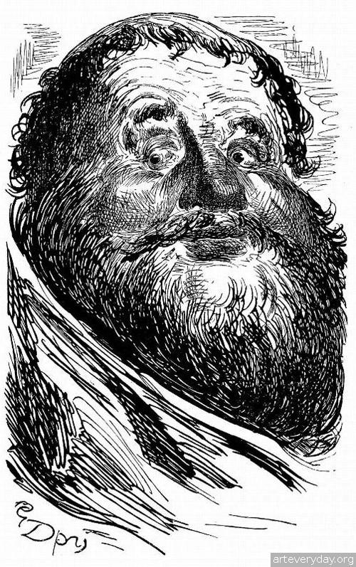 11 | Поль Гюстав Доре - Paul Gustave Dore. Мастер книжной иллюстрации | ARTeveryday.org