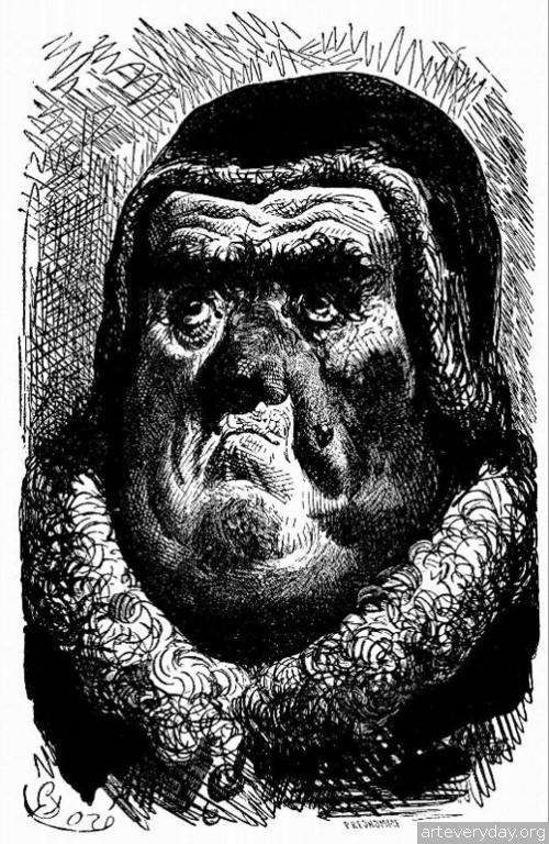 12 | Поль Гюстав Доре - Paul Gustave Dore. Мастер книжной иллюстрации | ARTeveryday.org