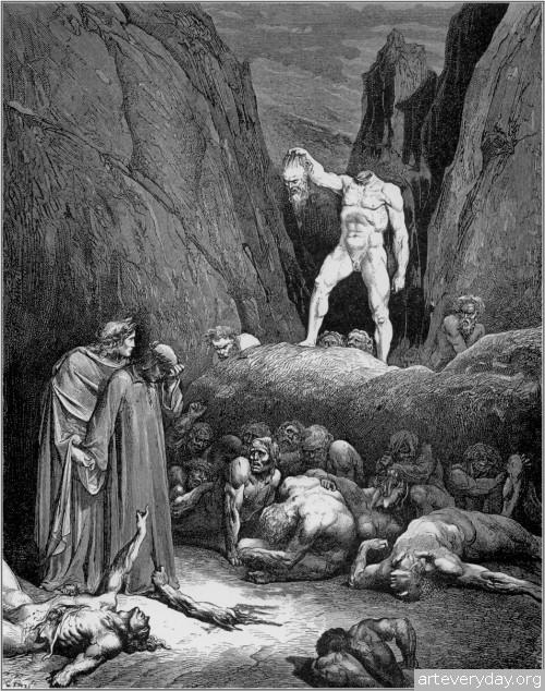 13 | Поль Гюстав Доре - Paul Gustave Dore. Мастер книжной иллюстрации | ARTeveryday.org