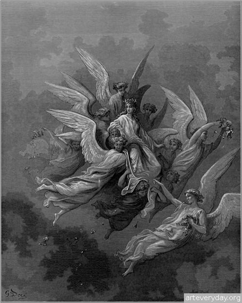14 | Поль Гюстав Доре - Paul Gustave Dore. Мастер книжной иллюстрации | ARTeveryday.org