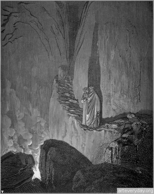 16 | Поль Гюстав Доре - Paul Gustave Dore. Мастер книжной иллюстрации | ARTeveryday.org