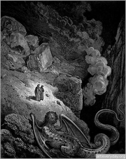 18 | Поль Гюстав Доре - Paul Gustave Dore. Мастер книжной иллюстрации | ARTeveryday.org