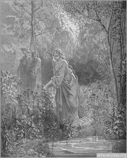 19 | Поль Гюстав Доре - Paul Gustave Dore. Мастер книжной иллюстрации | ARTeveryday.org