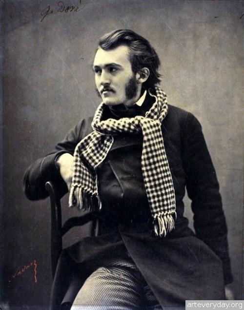 2 | Поль Гюстав Доре - Paul Gustave Dore. Мастер книжной иллюстрации | ARTeveryday.org