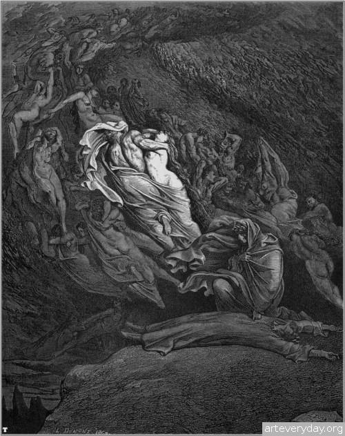 20 | Поль Гюстав Доре - Paul Gustave Dore. Мастер книжной иллюстрации | ARTeveryday.org