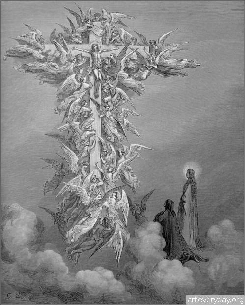 23 | Поль Гюстав Доре - Paul Gustave Dore. Мастер книжной иллюстрации | ARTeveryday.org