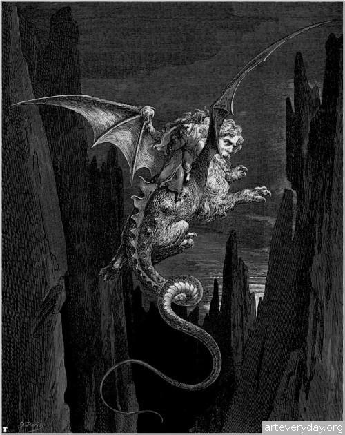 24 | Поль Гюстав Доре - Paul Gustave Dore. Мастер книжной иллюстрации | ARTeveryday.org