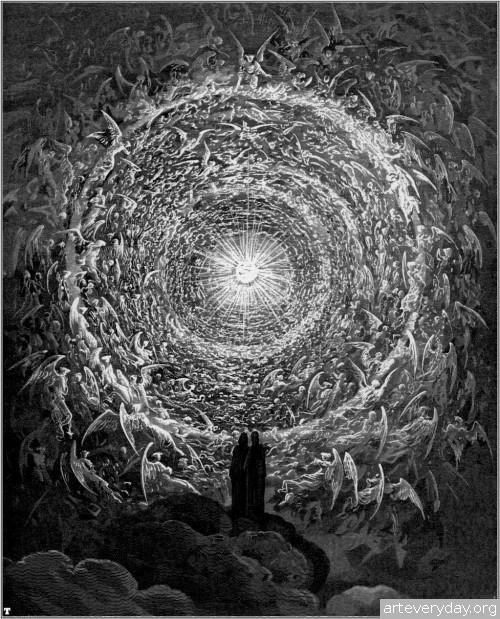 25 | Поль Гюстав Доре - Paul Gustave Dore. Мастер книжной иллюстрации | ARTeveryday.org