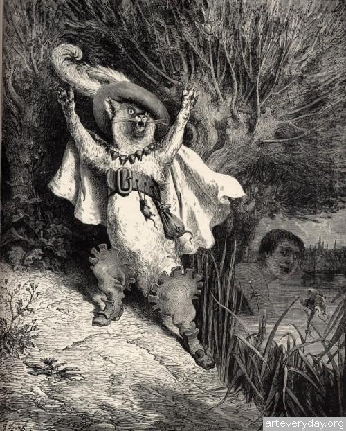26 | Поль Гюстав Доре - Paul Gustave Dore. Мастер книжной иллюстрации | ARTeveryday.org