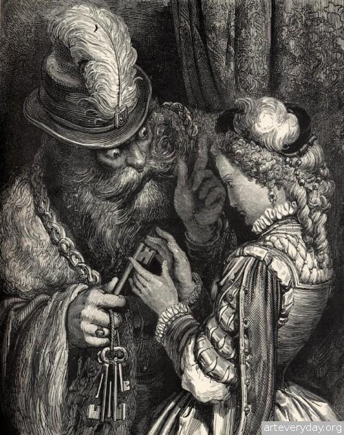 27 | Поль Гюстав Доре - Paul Gustave Dore. Мастер книжной иллюстрации | ARTeveryday.org