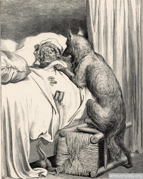 28 | Поль Гюстав Доре - Paul Gustave Dore. Мастер книжной иллюстрации | ARTeveryday.org