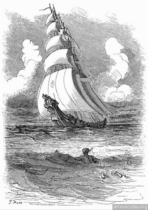 31 | Поль Гюстав Доре - Paul Gustave Dore. Мастер книжной иллюстрации | ARTeveryday.org