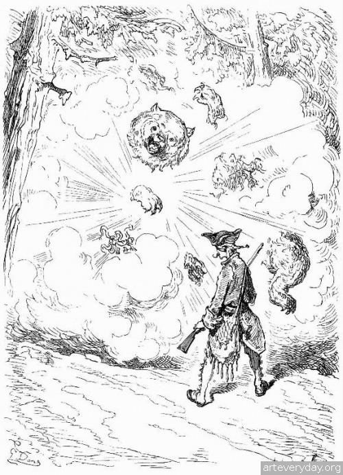 32 | Поль Гюстав Доре - Paul Gustave Dore. Мастер книжной иллюстрации | ARTeveryday.org