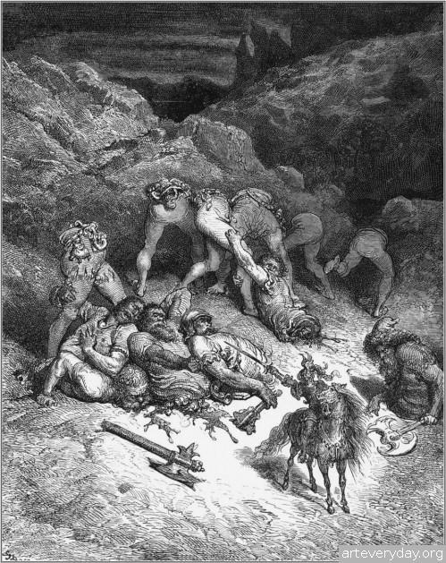 33 | Поль Гюстав Доре - Paul Gustave Dore. Мастер книжной иллюстрации | ARTeveryday.org