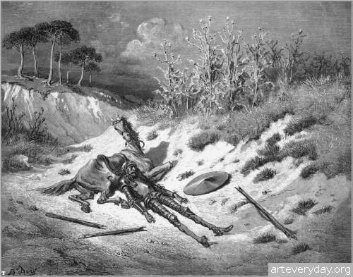 34 | Поль Гюстав Доре - Paul Gustave Dore. Мастер книжной иллюстрации | ARTeveryday.org
